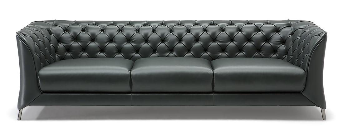 Enjoy modern contemporary home furniture like this fantastic La Scala sofa by Natuzzi Italia.