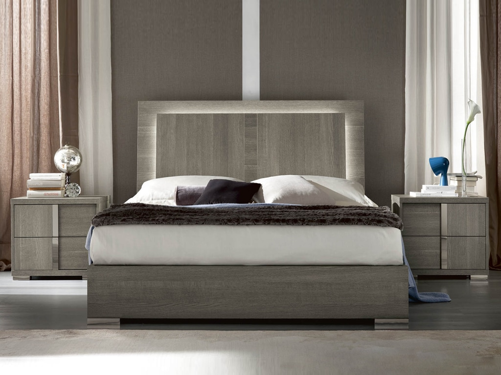 Alf Italia Tivoli 3pc Ck Bedroom Set Furnitalia Contemporary Italian Furniture Showroom