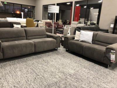 Pinnacle M9 living room set