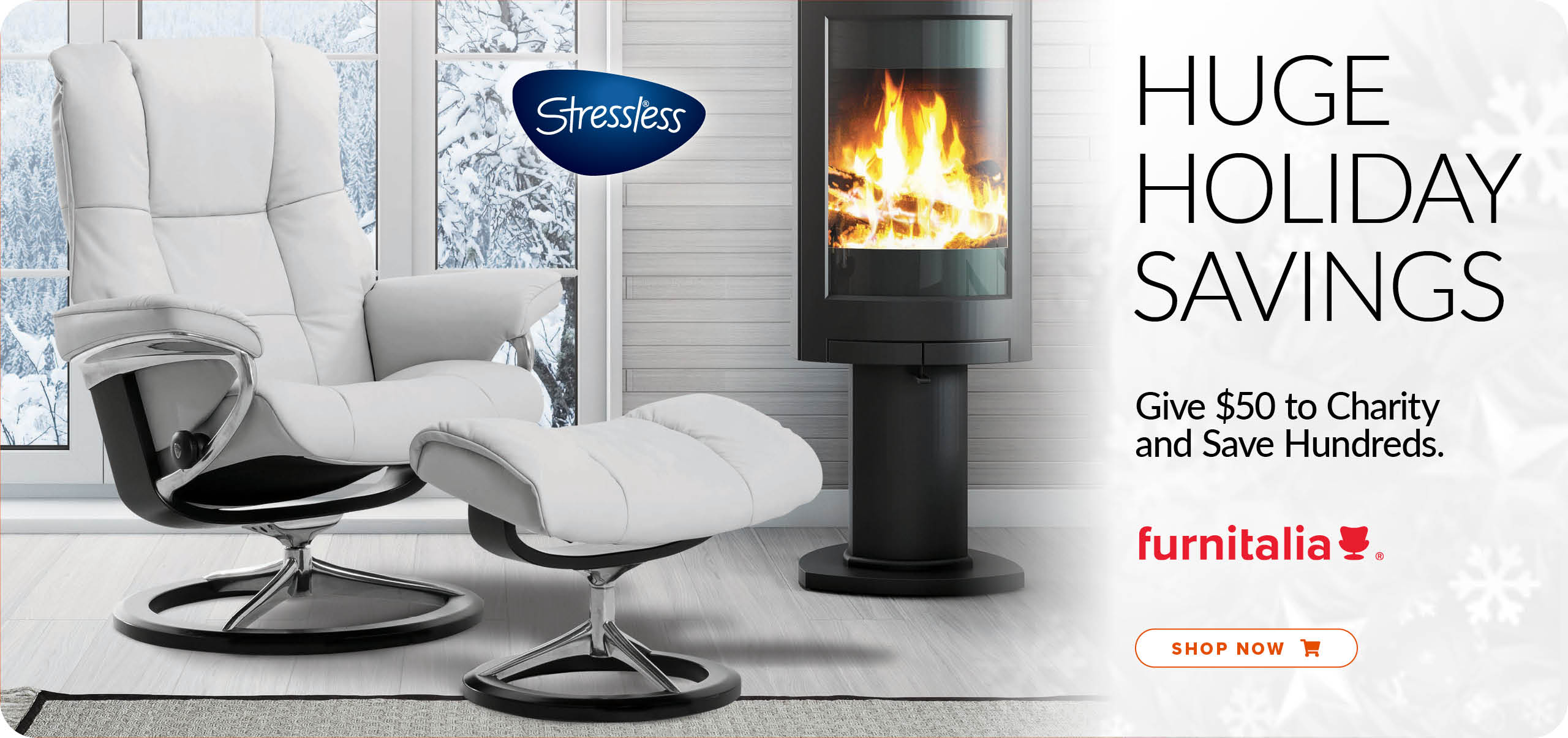 Stressless® Holiday Promo