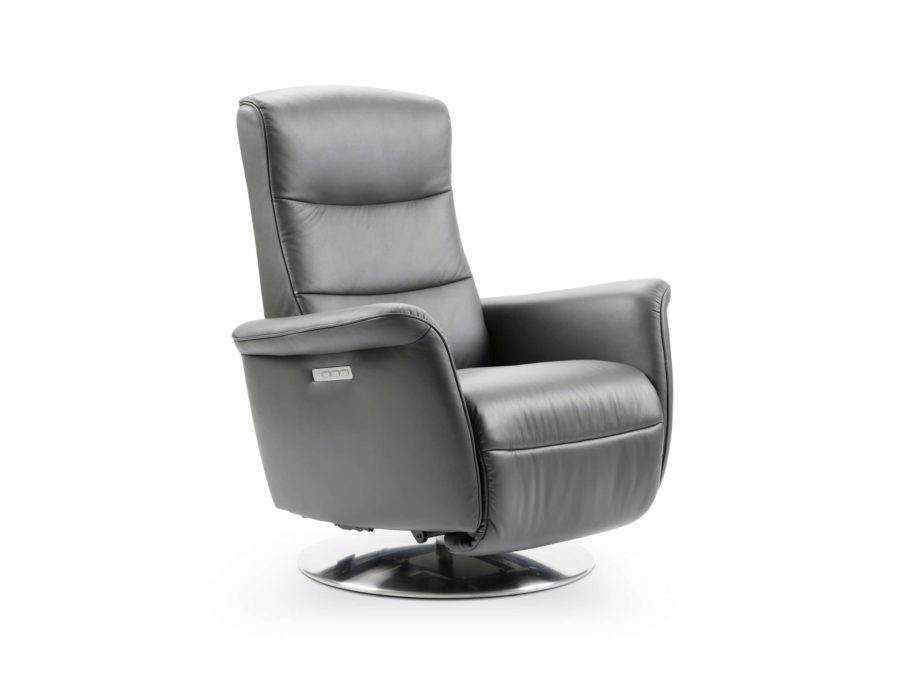 Stressless Mike Paloma Rock Steel base