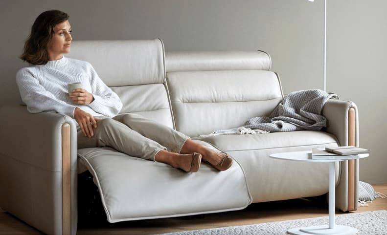 Stressless® Classic Power Reclining Function