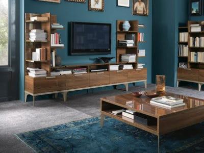 Alf Italia Serena bookcase
