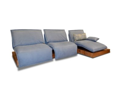 Koinor Edit 3 Free Motion Sectional Mare