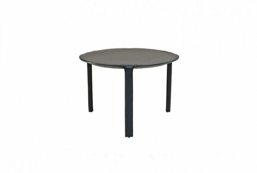 Natuzzi Italia Lamp Side Table Black