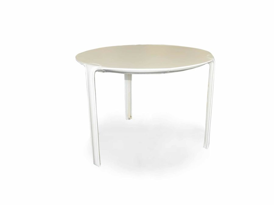 Natuzzi Italia Lamp Side Table Sand