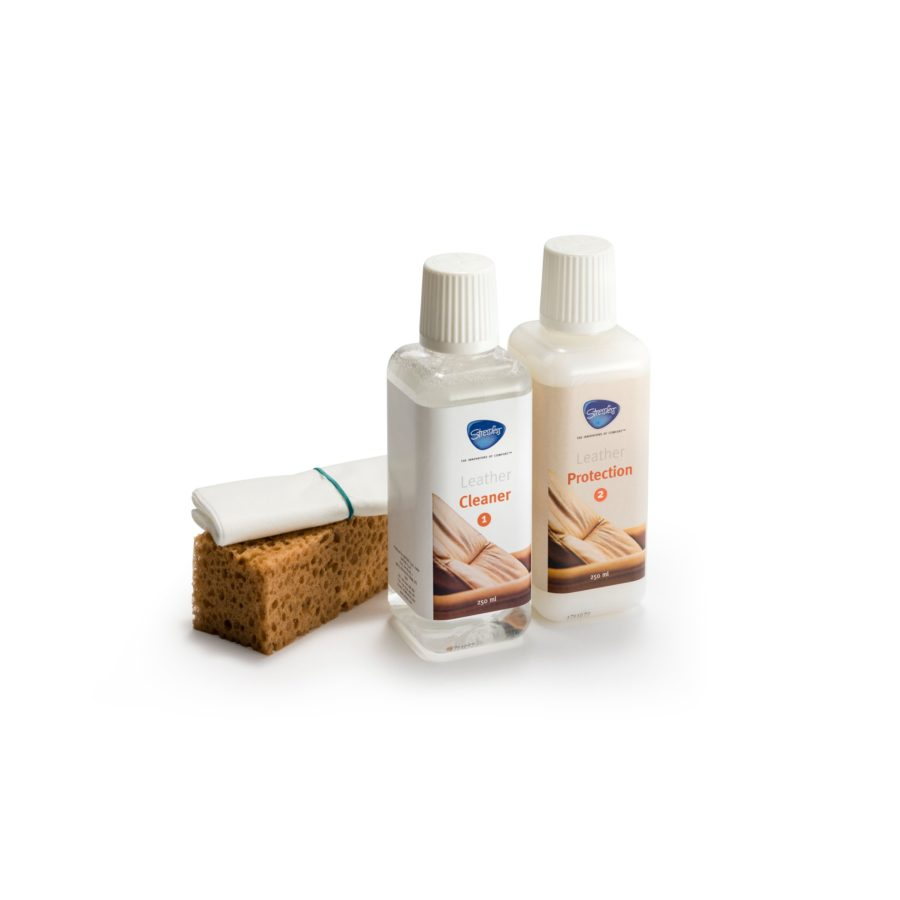Stressless Leather Care Kit 250 ml contents