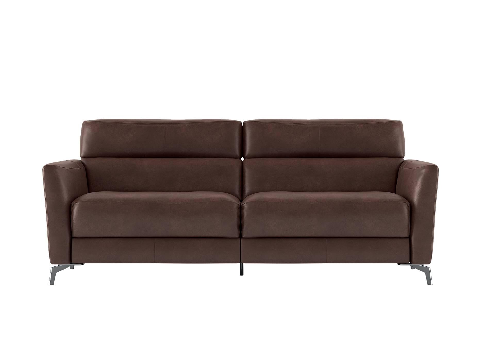 Natuzzi Italia Stan 3035 3-seater sofa with power recliners