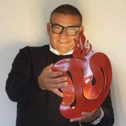 Slamp founder Roberto Ziliani